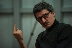 Cesare Maria Pietroiusti (foto di Ivo Corrà)